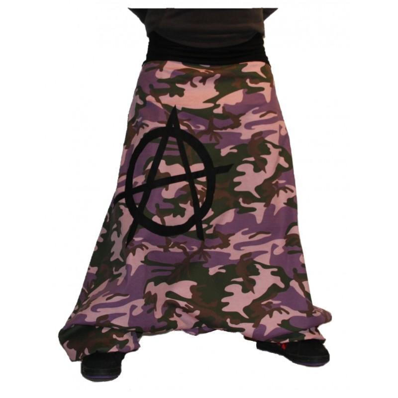 Sarouel anarchiste customizable