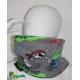 Snood enfant polaire tête de mort 3 tailles 2/3 ans, 4/6 ans et 8/12 ans