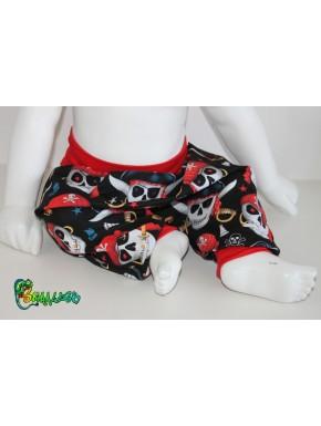 Sarouel bébé et enfant pirate 3 mois à 10 ans