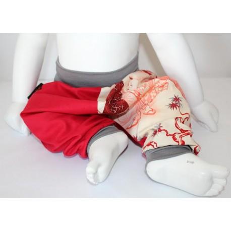 Sarouel bébé évolutif Asia 3 mois à 24 mois