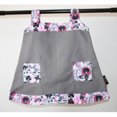 Robe 2 ans kawaii