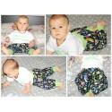 Sarouel bébé et enfant évolutif