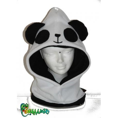 Capuche panda polaire
