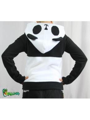 Pull panda unisexe