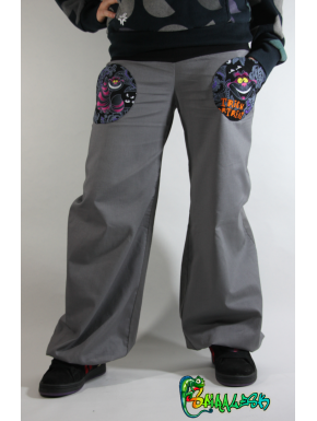 36-38 Pantalon large poches cheshire