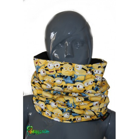 Snood minions unisexe