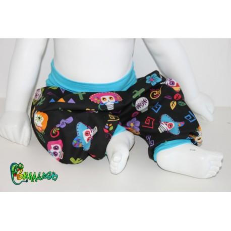 Sarouel bébé et enfant mex 3 mois à 10 ans