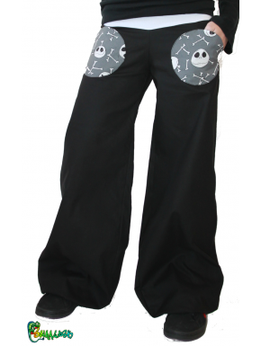 Pantalon large poches Jack