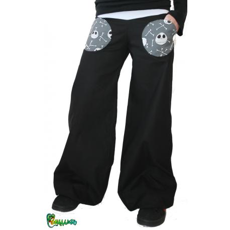 Pantalon large poches Jack